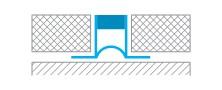 AAPD usazení - krátka základna